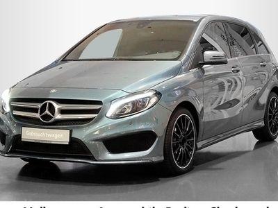 gebraucht Mercedes B200 Van / AMG Line