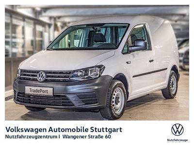 gebraucht VW Caddy Kasten DSG 2.0 TDI Euro 6 Klima
