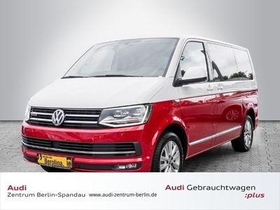 gebraucht VW Multivan T6Comfortline 2.0 TDI 4M EU6 Comf. DSG *NAVI*AHK*