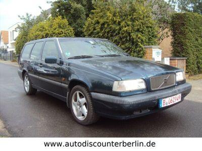 gebraucht Volvo 850 --- TEILLEDER --- TÜV 11/2019 ---