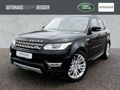 gebraucht Land Rover Range Rover Sport 3.0 SDV6 HSE AHK