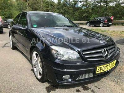 gebraucht Mercedes CLC200 -Klasse 200 CDI *SPORTPAKET*