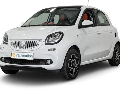 gebraucht Smart ForFour ForFourpassion Cool&MediaFaltdachLED Navi