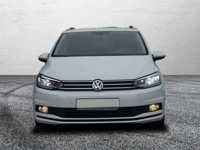gebraucht VW Touran Comfortline 1.5 TSI DSG +LED+ACC+ELEKTR.