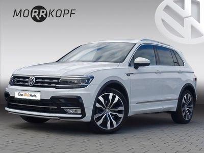 gebraucht VW Tiguan 2.0TDI DSG R-Line+1,99#VWFÜREUCH