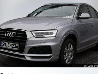 gebraucht Audi Q3 1.4 TFSI design FSE KLIMA PDC SHZ NAVI EURO6