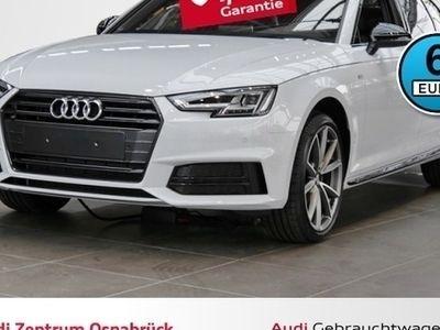 Verkauft Audi A4 Avant 3 0 Tdi Q S Lin Gebraucht 2017 19 958 Km