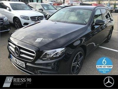 gebraucht Mercedes E300 T AMG+Burmester+Comand+Fahrassist.