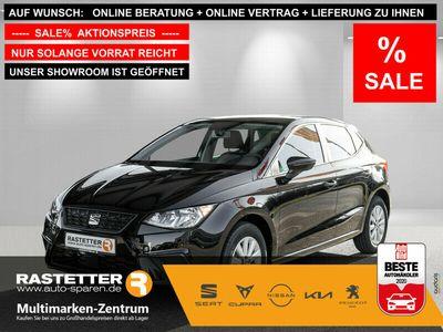gebraucht Seat Ibiza TSI Style 5T Temp+DAB+Klima+LMF+Bluet+USB+eFH+MFL