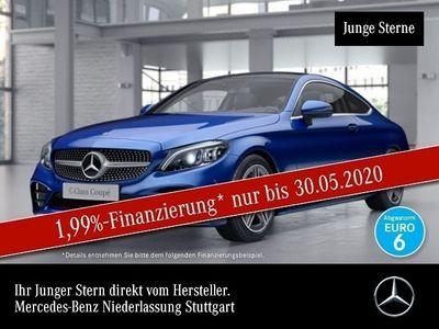 gebraucht Mercedes C300 Cp. d 4M AMG Pano Multibeam Burmester COMAND