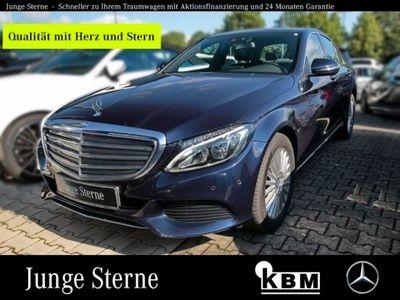 gebraucht Mercedes C400 4M EXCLUSIVE °AVANTGARDE INT°COMAND°PTS°