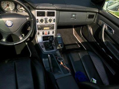 gebraucht Mercedes SLK200 Mercedes BenzCabriolet/Klima Sitz...