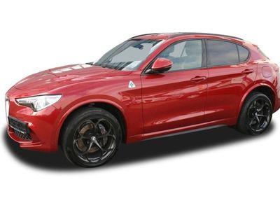 gebraucht Alfa Romeo Stelvio 2.9 Benzin
