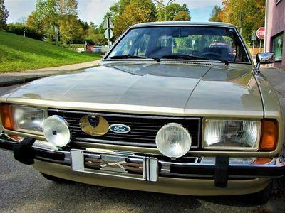 gebraucht Ford Taunus 2.3L-V6 Ghia (TC2) unglaublich ex Schweiz als Limousine in Gauting
