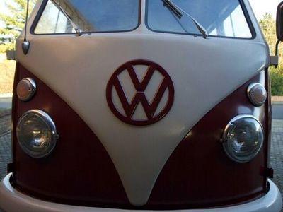 gebraucht VW T1 Bulli Walkthrough Deutscher Bus kein Brazil Mitteldurchgang