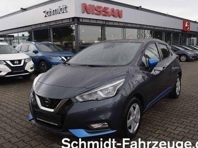 gebraucht Nissan Micra 0.9 IG-T Tekna Leder/Navi/BOSE