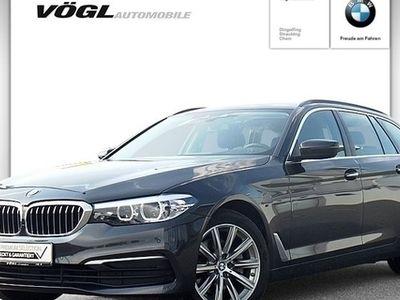 gebraucht BMW 520 d Touring Head-Up LED WLAN Pano.Dach Navi Prof.