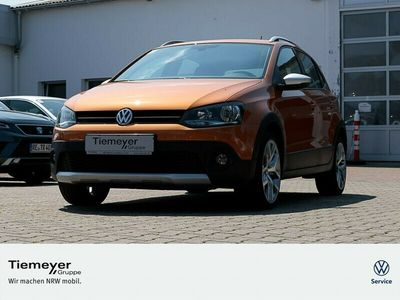 gebraucht VW Polo Cross Polo 1.2 TSI Climatronic Alcantara