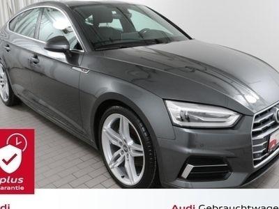 gebraucht Audi A5 Sportback 35 TDI S line/Navi+/AHK/KAM AHK Navi