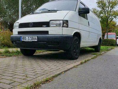 gebraucht VW T4 1.9TD 68 PS Scheckheft 1HAND