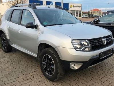 gebraucht Dacia Duster 1.5 dCi 110 Black Shadow Navi PDC 1.Hd