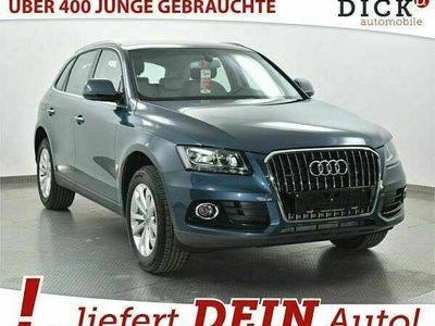 gebraucht Audi Q5 Neu 3.0TDI quattro S-tr. NAVI+SHZ+APS+MFL+TEM+AHK