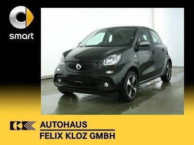 gebraucht Smart ForFour 66KW Passion Pano Cool&Audio PTS DAB