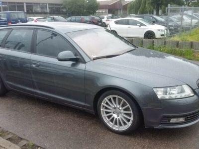gebraucht Audi A6 Avant 3.0 TDI quattro S line Sport / Plus