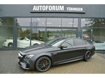 gebraucht Mercedes S63 AMG E4MATIC+ *EDITION1*KERAMIK*STANDHEIZ*VOLL*