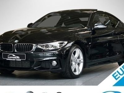 second-hand BMW 420 d Coupé M Sportpaket Head-Up HiFi GSD USB