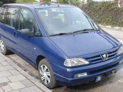 gebraucht Peugeot 806 HDi Premium
