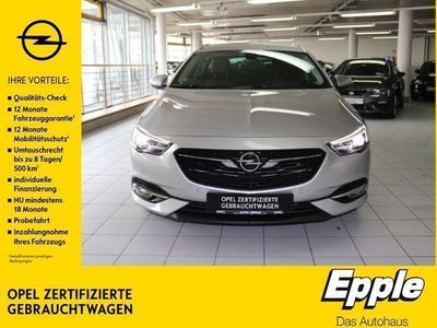 gebraucht Opel Insignia Sports Tourer Dynamic 1.5 Turbo LED Nav