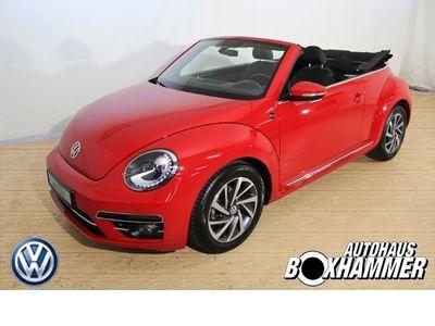 gebraucht VW Beetle Cabrio 1,2 TSI SOUND Xenon, Navi, SHZ, Cl