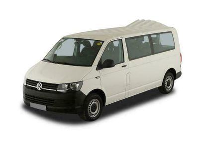 gebraucht VW T6 Kombi LR 2.0 TDI *9-Sitze*AHK*GJR*Heckflügelt