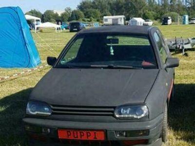 gebraucht VW Golf III Liebhaberstück