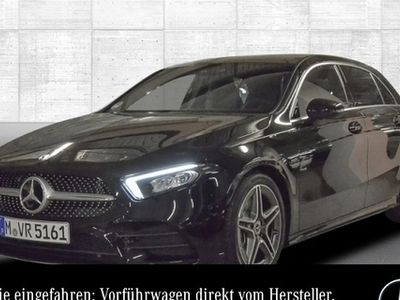 używany Mercedes A250 AMG LED Kamera Totwinkel PTS 7G-DCT Sitzh