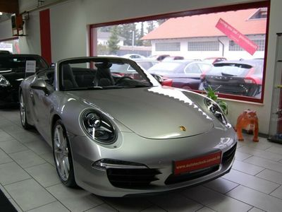 gebraucht Porsche 911 Carrera S Cabriolet 991 Navi,Leder,Xenon,PDC