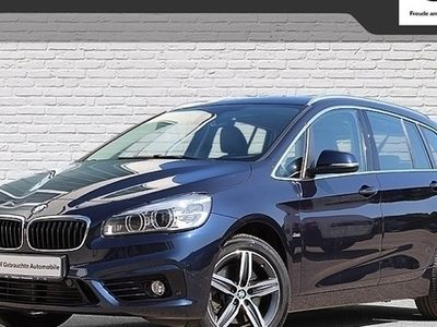 gebraucht BMW 220 Gran Tourer i Sport Line HiFi LED Navi AHK