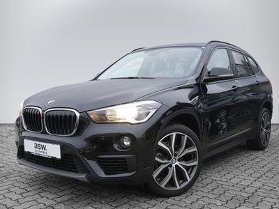 gebraucht BMW X1 18d sDrive Navi PDC GRA SHZ