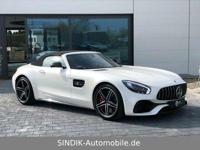 gebraucht Mercedes AMG GT C Roadster Perf.Sitze-KeyGo-Carbon-NightP