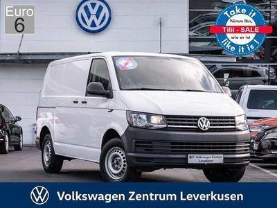 gebraucht VW Transporter Kasten 2.0 KLIMA PDC EURO6 (Gebrauchtwagen) in Leverkusen
