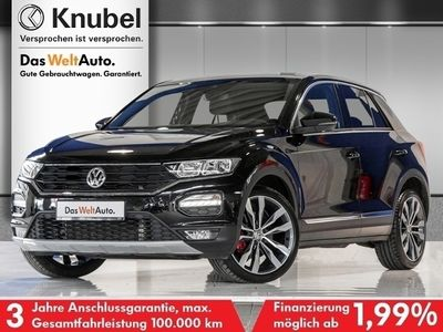 gebraucht VW T-Roc 2.0 TDI Sport DSG/4Motion/NAVI/ACC