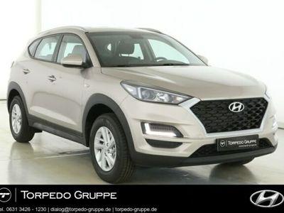 gebraucht Hyundai Tucson FL 1.6 GDI 2WD PURE SONDERKONTINGENT NAVI