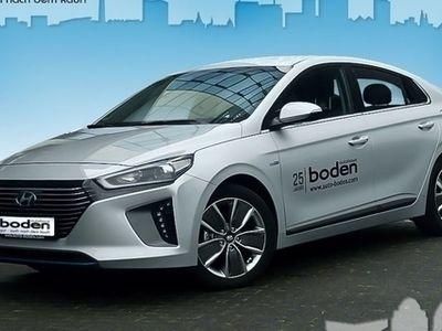 "used Hyundai Ioniq Hybrid Style Navi 17"" Alu Glasschiebedach"