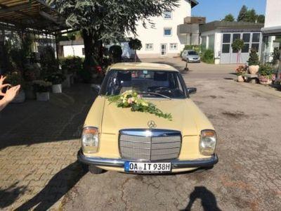 gebraucht Mercedes W115 200/8H+ HU Neu