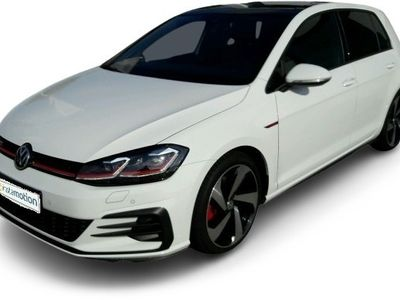 gebraucht VW Golf VII GolfGTI 2.0 TSI DSG LEDNaviDAB+DYNAUDIOBluetoothACC