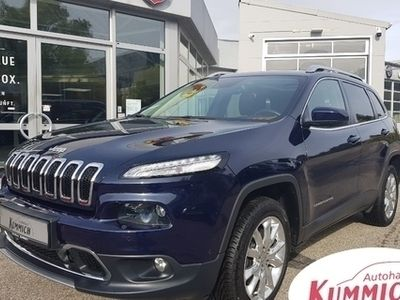 gebraucht Jeep Cherokee Limited 2,2 4x4 200 PS