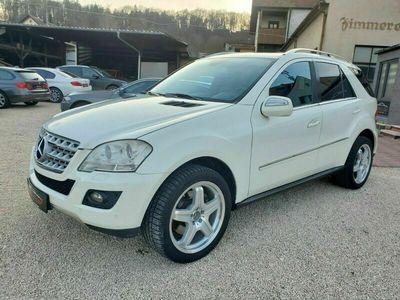 gebraucht Mercedes ML420 M -KlasseCDI als SUV/Geländewagen/Pickup in Treuchtlingen