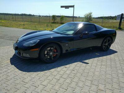 gebraucht Corvette C6 LS3 DEUTSCHES MODELL SCHECKHEFT INSP. NEU