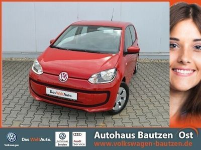 gebraucht VW up! 1.0 Move/COOL&SOUND/4-TÜRER/CLIMATIC/RCD/VAR